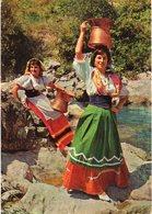 Abruzzo - Costumi - Fg Nv - Italy