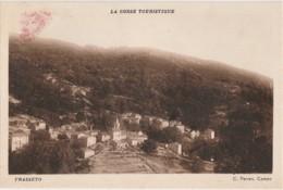 V25-20) FRASSETO (LA CORSE TOURISTIQUE) C. PERRETI , CAMPO - (2 SCANS) - France