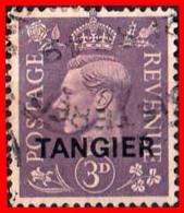 GRAN BRETAÑA  TANGER  ( TANGER BRITANICO ) 1949 KING GEORGE VI - GREAT BRITAIN POSTAGE - South West Africa (1923-1990)