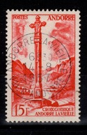 Andorre - YV 146 Oblitere - Oblitérés