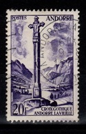 Andorre - YV 148 Oblitere - Oblitérés