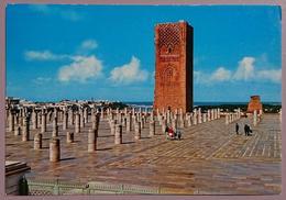 RABAT (Maroc) - La Tour HASSAN   Nv - Rabat