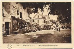 MONNETIER ( Hte-Savoie ) La Place Et Le Bazar Du Salève - France