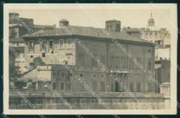 Roma Città Collegio Militare Via Della Lungara Foto Cartolina MX1784 - Altri