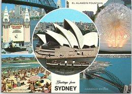 Multi View, Greetings From Sydney, Australia - Sydney