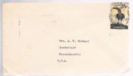 Angola, 1951, Lobito-Massachusetts - Angola