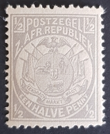 1885-1893, Coat Of Arms, MNH, Z. Afrikan Republiek, South Africa, Great Britain Colonies - New Republic (1886-1887)