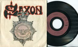 Saxon - 45t Vinyl - Strong Arm Of The Law - Hard Rock & Metal
