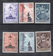 Vaticano - 1967 - Posta Aerea - 6 Valori - Nuovi - (FDC14791) - Poste Aérienne