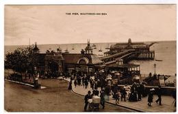 Southend On Sea, The Pier (pk55838) - Southend, Westcliff & Leigh