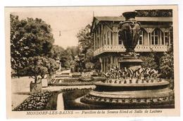 Mondorf Les Bains, Pavillon De La Source Kind Et Salle De Lecture (pk55840) - Mondorf-les-Bains