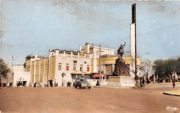 ¤¤  -  ALGERIE   -   CONSTANTINE   -  Statue Du Général Lamoricière Et Casino Municipal    -  ¤¤ - Constantine