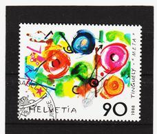LKA364 SCHWEIZ 1988 Michl 1380 Used / Gestempelt SIEHE ABBILDUNG - Schweiz