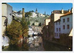 LUXEMBOURG - AK 347997 Luxembourg -  Au Grund - Luxemburgo - Ciudad