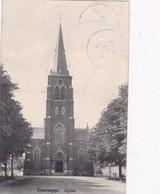 DWORP   DE KERK 1920 - Beersel