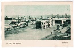 Le Port De Dakar, Sénégal (pk55845) - Senegal