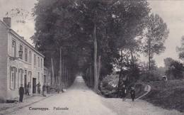 DWORP   Palissade - Beersel