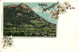 SUISSE  GRUSS AUS MORSCHACH - Suisse