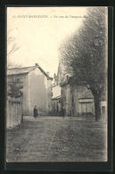 CPA Saint-Marcellin, Un Coin Du Champ-de-Mars, Vue Partielle - Saint-Marcellin