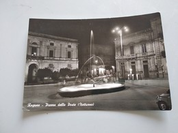 CARTOLINA RAGUSA - PIAZZA DELLE POSTE - Ragusa
