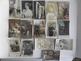 Lot De 15 Cartes Photos - Geschichte