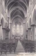 DWORP   BINNEKANT KERK  INTERIEUR DE L'EGLISE - Beersel