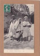 CPA Algérie, Alger, Cireurs Et Porteurs, Enfants - Berufe