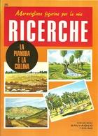 """3092 """"MERAVIGLIOSE FIGURINE PER LE MIE RICERCHE-LA PIANURA E LA COLLINA""""  FASCICOLO ORIGINALE - Geografia"""