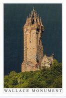 1 AK Schottland Scotland * Wallace Monument - 1869 Zum Gedenken An William Wallace Bei Stirling Errichtet * - Stirlingshire
