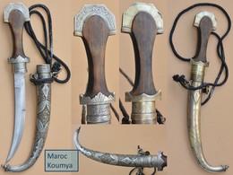 Koumya Marocain - Armes Blanches