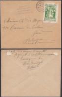 "Pays-Bas - Lettre Camps Interne 28/11/1916 "" Harderwix "" Vers Gand Belgique (DD) DC2715 - 1891-1948 (Wilhelmine)"