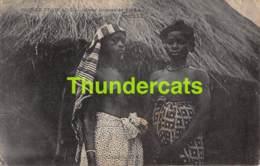 CPA GUINEE FRANCAISE JEUNES FEMMES DE KINDIA FEMME NU NUE NUDE GIRL LADY - Guinée