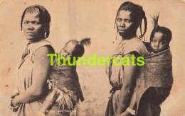 CPA SOUTH AFRICA ZULU MOTHERS - Afrique Du Sud