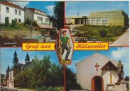 Hülzweiler / Saar V. 1974  4 Ansichten  (56241) - Germany