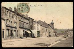 55 - MONTMEDY - Grande Rue - Montmedy