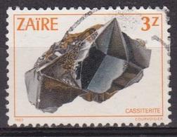 Ressources Minières - ZAIRE - Minéraux - Cassitérite - N* 1125 - 1983 - Zaïre