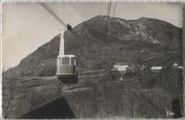 CPSM - ST LARY - Départ De La Cabine Du TELEPHERIQUE - Edition M.Berjaud - Funicular Railway