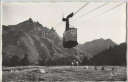 CPSM - MONT DORE - TELEPHERIQUE Du SANCY - Edition G D'O. - Funicular Railway