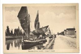 RAVENNA - PORTO CORSINI - LUNGO IL CANALE - Ravenna