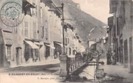 Saint Rambert En Bugey - Le Canal - France