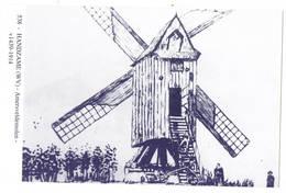 Handzame: Amersveldemolen ( 2 Scans) - Belgique