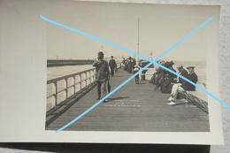 Photo BOULOGNE SUR MER Estacade Circa 1910 - Lieux