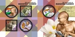 Z08 TG190157ab TOGO 2019 Mahatma Gandhi MNH ** Postfrisch - Togo (1960-...)