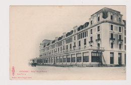 CPA PK OSTENDE / OOSTENDE : Hôtel ROYAL PALACE ( Sur La Digue ) Editeur Albert Sugg à Gand - Série 7 N° 4 - Oostende