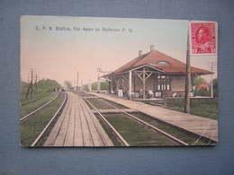 QUEBEC - STE ANNE DE BELLEVUE - STATION - GARE - Other