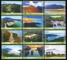 Hong-Kong 2016  YT 1860-71 ; Mi# 2055-56  ** MNH - 1997-... Région Administrative Chinoise