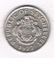 25 CENTS   1977 SEYCHELLEN /2907// - Seychelles