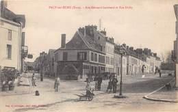 PACY SUR EURE -  Rue Edouard Isambard Et Rue Dufay - Pacy-sur-Eure