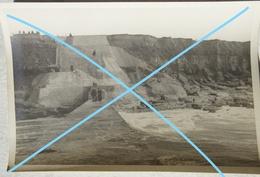 Photo BOULOGNE SUR MER Plage Carrière De Marbre Marbel Career Circa 1910 - Lieux
