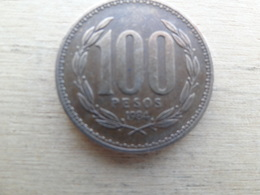 Chili  100  Pesos  1984  Km 226.1 - Chile